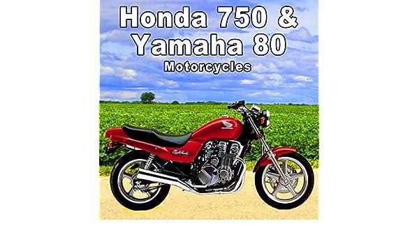 Yamaha 80cc Motorcycle Revs Engine by Sound Ideas on Amazon