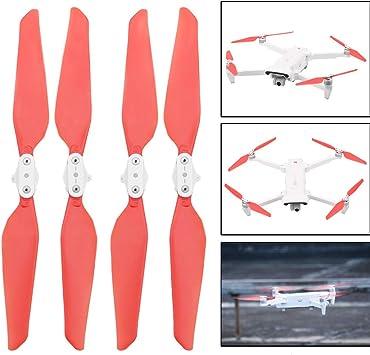 8 stücke Weiß Ersatz Propeller Requisiten Zubehör Klinge für Xiaomi 4