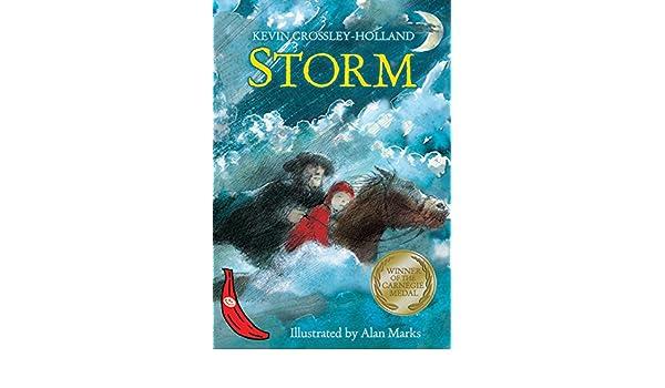 Storm (Red Bananas): Kevin Crossley-Holland, Alan Marks ...