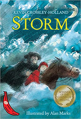 Storm (Red Bananas): Kevin Crossley-Holland, Alan Marks ...