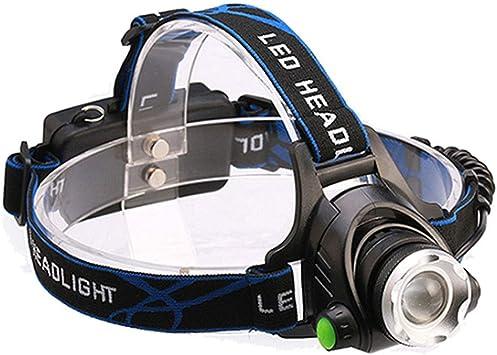 XM-L2 LED Torch Lamp USB Rechargeble Headlight Waterproof Head Headlamp 18650