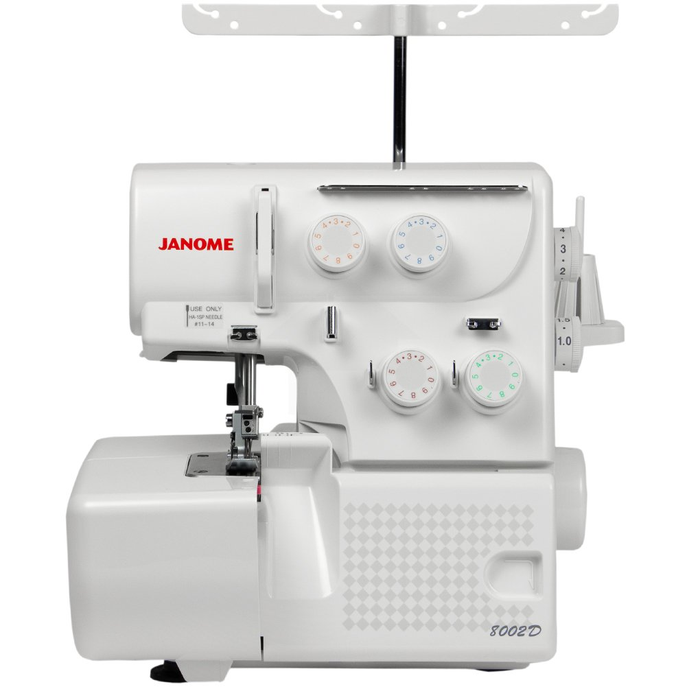 Janome 80002D Serger Reviews 10