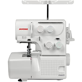 Janome 8002D Serger Machine