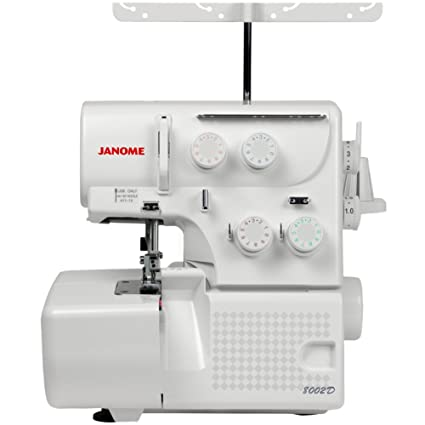 Janome 8002D Serger by Janome