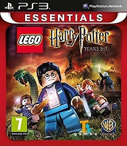 Lego Harry Potter : Years 5-7 PS3
