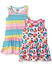Girls Multi Pack Dress