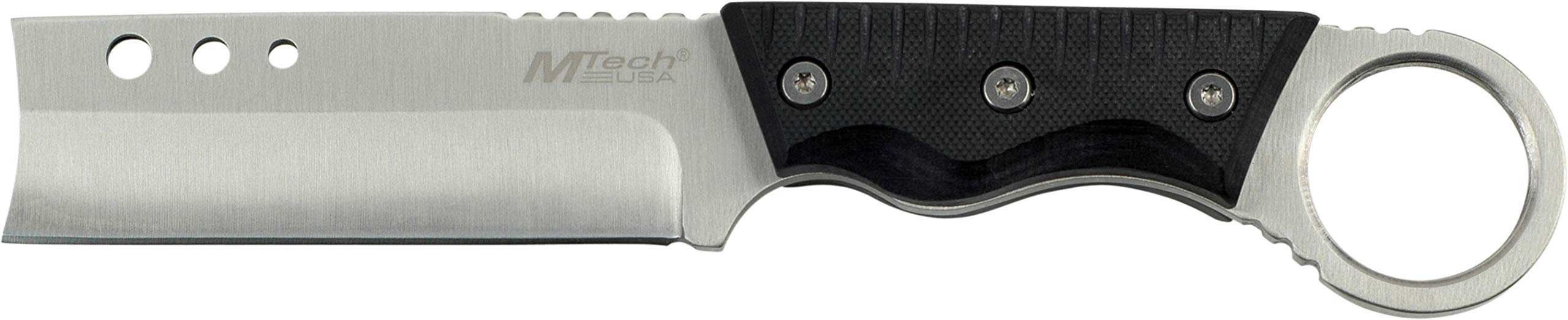 MTECH USA MT-20-25S Fixed Blade Knife, 8-Inch Overall