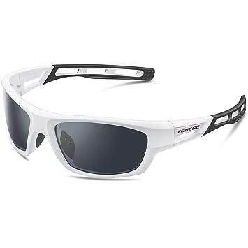 020b57dee2 Gafas de sol unisex, polarizadas, ideales para practicar deportes como golf,  ciclismo,