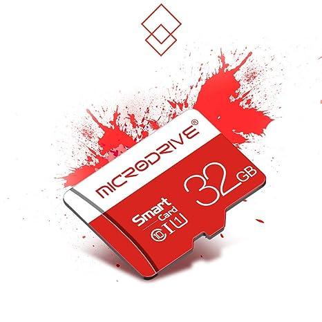 HJL Tarjeta de Memoria de 16 GB, Tarjeta Mini SD Grabadora ...