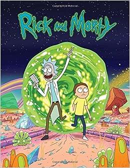 Amazon Rick And Morty Coloring Book Exclusive Unique 9781981458554 Ralph Jonatan Books