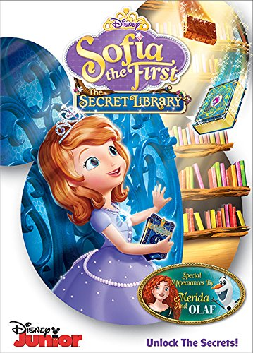 Sofia The First: The Secret Library