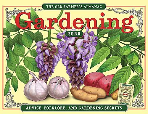 Garden Calendar - The 2020 Old Farmer's Almanac Gardening Calendar