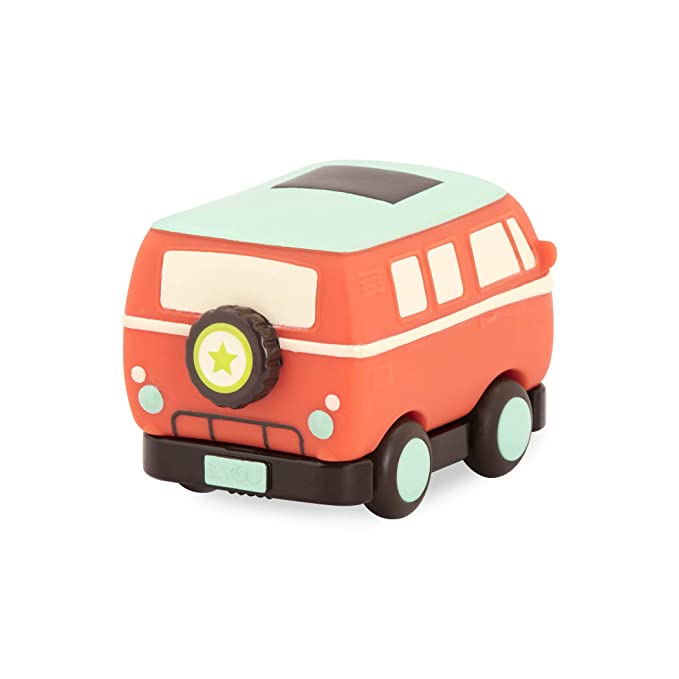 Mini PousserBx1695 Orange Bus Toys Set B De Btoys Voiture IbHY2eWD9E