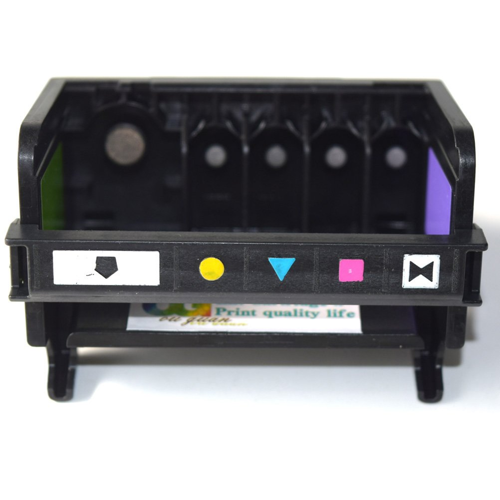 Colour-Store 1Pack 5-Slot Ink Refurbished for HP564 Printhead Printer Head for HP 7510 7515 7520 CB326A CB326 CN642A CB326-30002