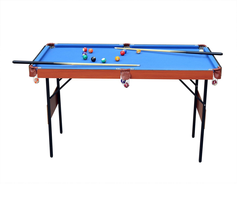 Bolas Mini PlegableColor Billar AzulCon Jcf Snooker De Mesa ul3TJ5KFc1