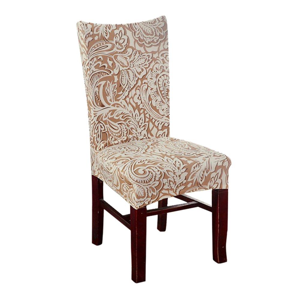 Hotel Biback Fundas para sillas Pack de 2 Fundas sillas ...