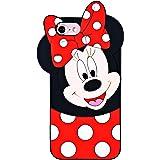 innovative design aee2e 2cc3e Amazon.com : Minnie Mouse iPod Touch (6th Gen, 2015) Skin - Minnie ...