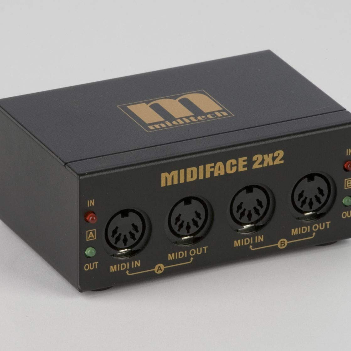 MIDITECH MIDIFACE 2X2 by MidiTech (Image #1)