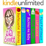 Bootscootin' and Cozy Cash Mysteries Boxed Set (Books 1-6) (D. D. Scott Special Edition Boxed Sets)