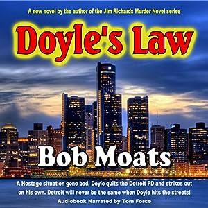 Doyle's Law Audiobook
