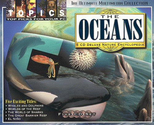 the-oceans-5-cd-rom-deluxe-nature-encyclopedia