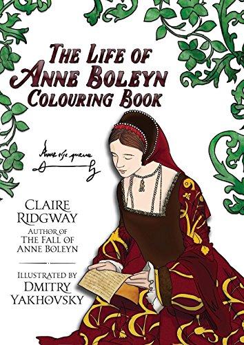 The Anne Boleyn Colouring - Renaissance European Architecture