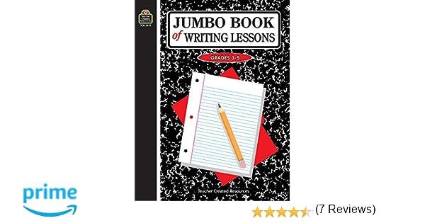 Amazon.com: Jumbo Book of Writing Lessons (0014467023151 ...