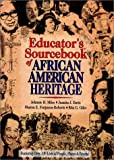 img - for Educator's Sourcebook of African American Heritage book / textbook / text book