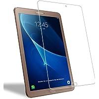 Vetro Temperato Samsung Galaxy Tab E 9.6 SM-T560 T561, WEOFUN Display Pellicola Protettiva per Samsung Galaxy Tab E 9.6 SM-T560 T561 Proteggi Schermo (0,33mm, 9H, Alta trasparente)