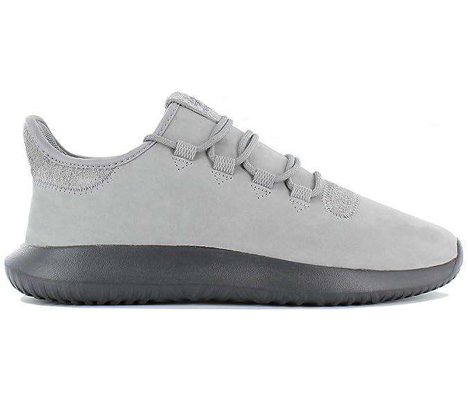 Shadow Leder Originals Turnschuhe Sneaker Tubular Grau Herren Schuhe Adidas Leather vwNnO0m8