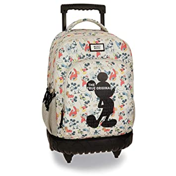 Disney True Original - Mochila escolar, 46 cm, 34.78 litros, Multicolor: Amazon.es: Equipaje