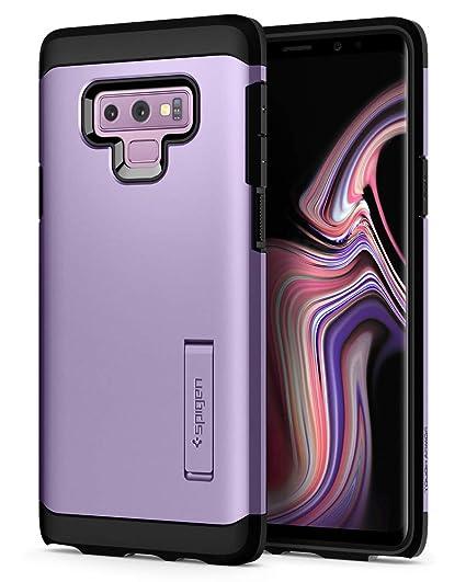 official photos 31320 15c3e Spigen Tough Armor Designed for Galaxy Note 9 Case (2018) - Lavender