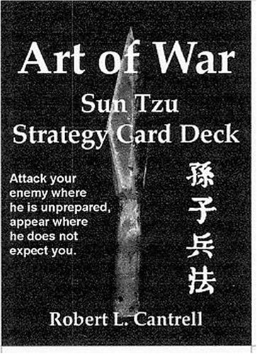 Read Online Art of War: Sun Tzu Strategy Card Deck: 54 Winning Strategies pdf epub