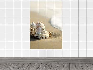 Piastrelle adesivo piastrelle per cucina per bagno motivo a forma