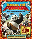 Kung Fu Panda Sticker & Activity