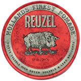 Reuzel High Sheen Red Pomade, 12 oz