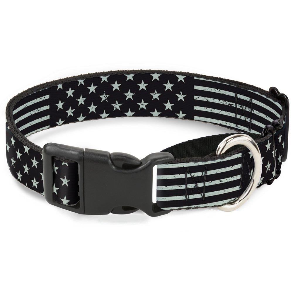 Buckle-Down MGC-W30169-WM Martingale Dog Collar, 1.5  Wide-Fits 16-23  Neck-Medium