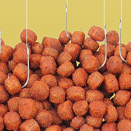 330PCs Temptation Crucian Carp Fish Coarse Fishing Baits Balls Boilies Lures  X