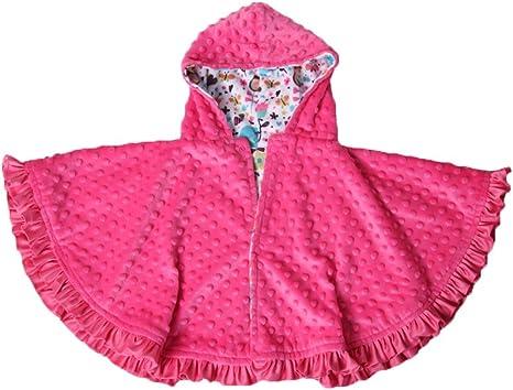 Fleece Poncho Poncho Wrap Baby Poncho Toddler Poncho Kids Poncho Hooded Car Poncho Girl Poncho Red Polka Dot Car Seat Poncho
