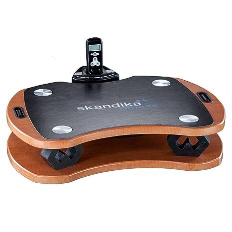 Skandika Plataforma vibratoria, Home Vibration Plate 300, Schwarz ...