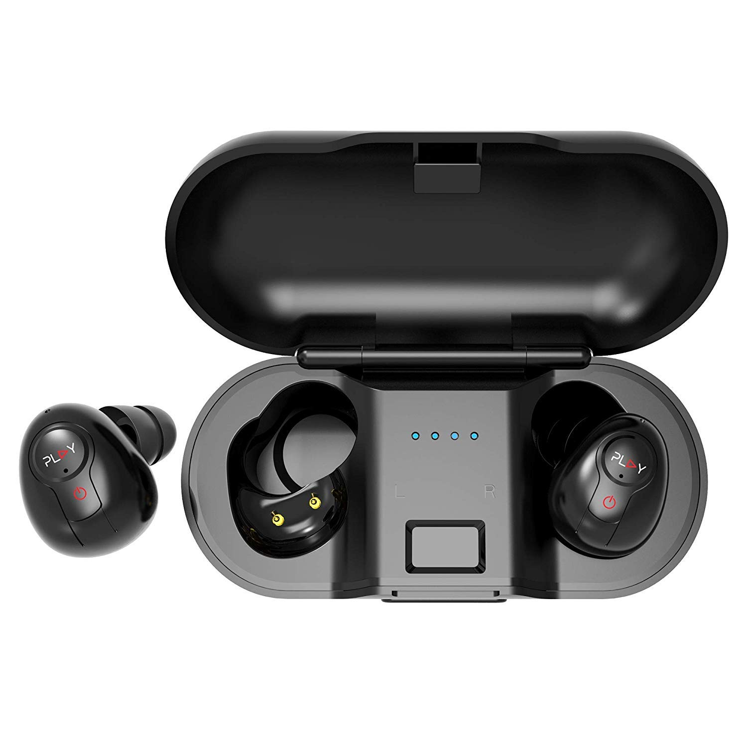 Bass Evolution Play Bluetooth 5 0 True Wireless Earbuds Amazon In Electronics