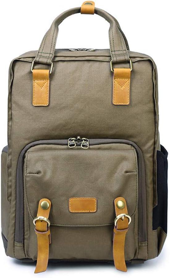 LIXBB Outdoor Product//Fashion Bag Camera Backpack Waterproof Waterproof Shoulder Photography SLR Digital Camera Bag Backpack