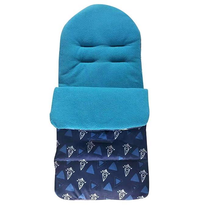 Cinnamou Bebé Toddler Universal Saco de Dormir Forro de Delantal de Dedos de los pies acogedoras Cochecito Cochecito De Cochecito: Amazon.es: Ropa y ...