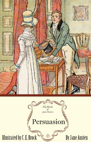 Persuasion The Jane Austen Illustrated Edition