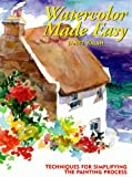 Watercolor Made Easy, Janet Walsh, 0823056570