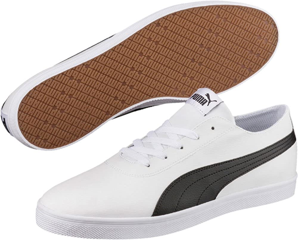 Puma Men s Urban SL White Black Sneakers-11 (4059504879625)  Buy Online at Low  Prices in India - Amazon.in 6d71079cb