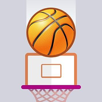 Catching Basketball
