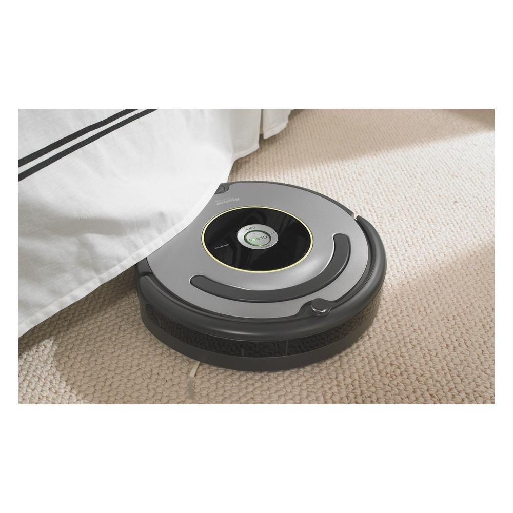 iRobot Roomba 616 Robot aspiradora 33 W sin bolsa - Batería: Amazon ...