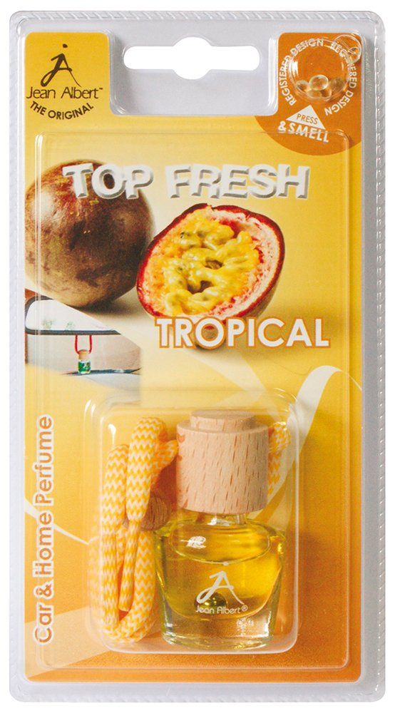 Jean Albert 516 Top Fresh Tropical Profumo per Auto e Casa