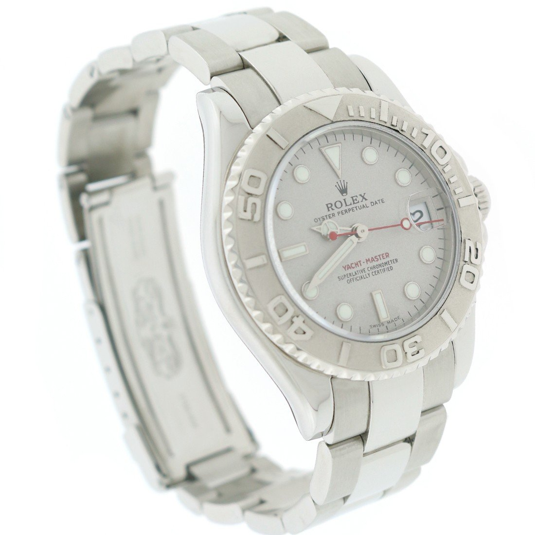 Rolex Yacht-Master automatic-self-wind mens Watch 168622 (Certified Pre-owned) by Rolex (Image #5)
